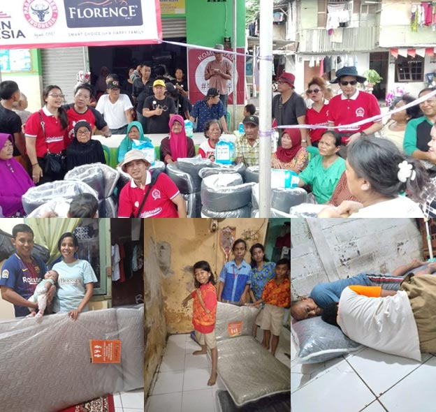 CSR Jakarta Flood