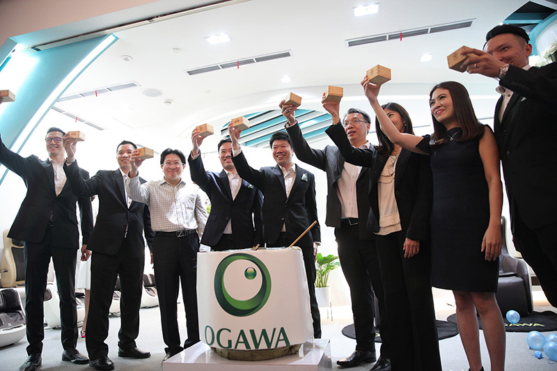 Grand Opening Ogawa Experience CEnter